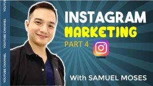 Belajar Strategi Bisnis Online Dan Jualan Online Dengan Instagram Marketing Part 4