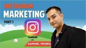 Belajar Strategi Bisnis Online Dan Jualan Online Dengan Instagram Marketing Part 1